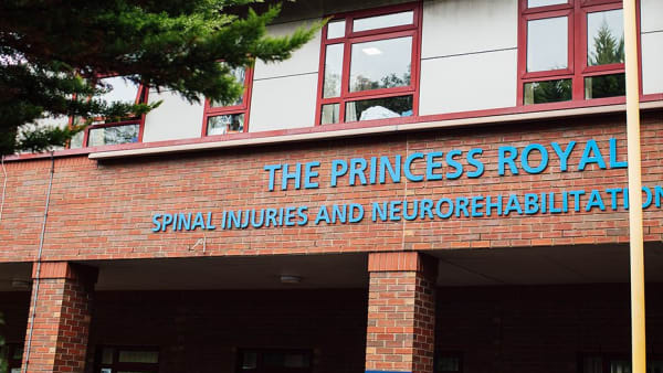 Spinal Cord Injuries Appeal