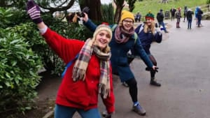 Three Sheffield sisters complete mammoth challenge to support neurological patients in Sheffield