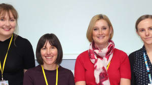 Charity funded Dementia Practitioners lead new information sessions