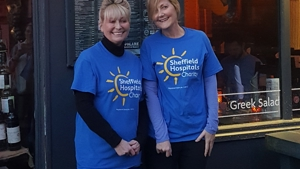 Sisters' foodie fundraiser for kidney unit