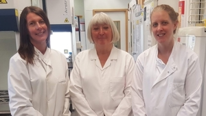 Legacy donation supports research into treatment of burns