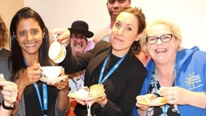 Sheffield Hospitals Charity launches 'Big 7Tea' campaign to celebrate the NHS turning 70
